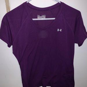 Women's Under Armour Short Sleeve Shirt Size M